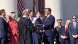 Ron DeSantis took his oath Tuesday in front of the state's historical Old Capitol.