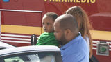 VIDEO: Toddler in back seat of stolen car found safe, Ocoee police says