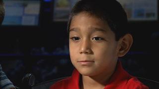 Meet Dorian: A sweet boy with a unique dream