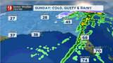 A weekend to bundle up! A strong cold front on the way Central Florida