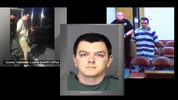 Zephen Xaver, 21, shot and killed five women inside the bank, police said.