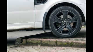 Toyota of Orlando tips: What to do after your car hits a curb
