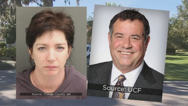 Winter Park woman accused of stabbing husband to death used to be