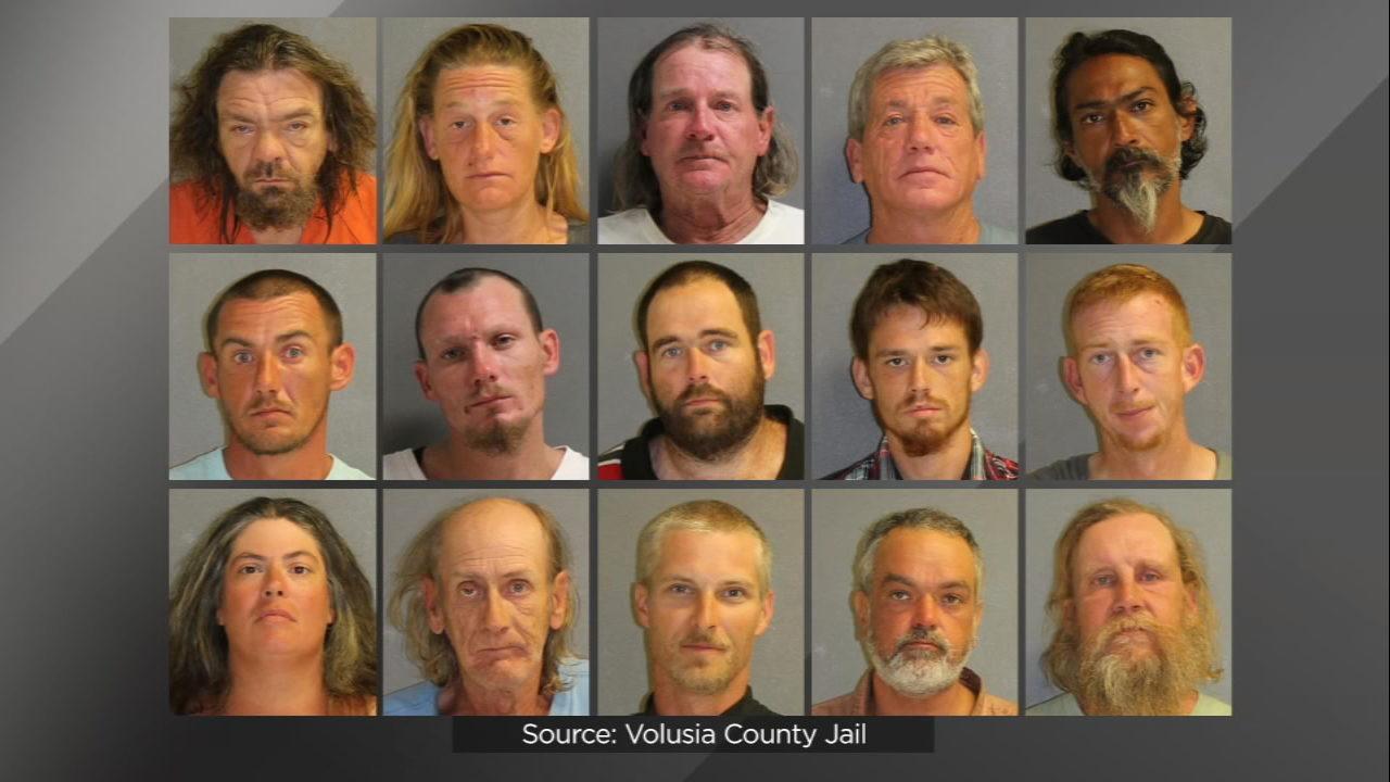 Daytona Beach police arrest 15 people under new panhandling