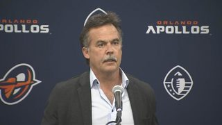 Alliance of American Football Consultant Jeff Fisher