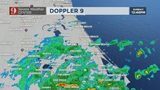 Video: Rain continues throughout Sunday as front stalls over Central Florida