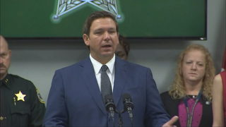 Gov. DeSantis announces more funding, new policies to improve school safety