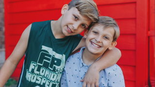 Meet Alex: An athletic preteen looking to find a Forever Family with his younger brother