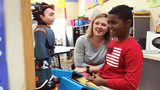 Video: Meet Milo: A robot being used to teach students with autism