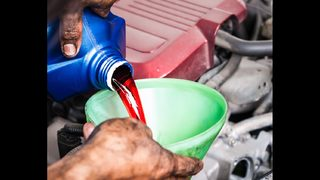 Is your vehicle low on transmission fluid?