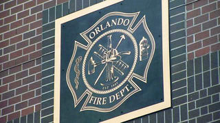 Who will lead the Orlando Fire Department now that the chief has resigned?