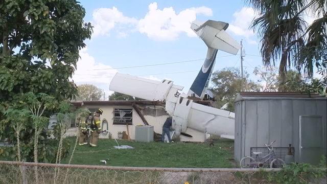 Family 'devastated' after flight instructor dies when plane