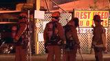 VIDEO: Fire engulfs 25 vehicles at Bithlo junkyard
