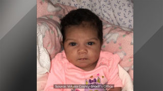 Missing 4-month-old girl found with parents at Orlando mall