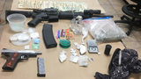 A Marion County Sheriff's Office K-9 named Robo helped bust a known drug dealer, deputies said.