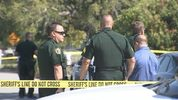 A man's body was found inside a Brevard County home Thursday, officials said.