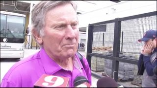 WATCH: Steve Spurrier reacts to news AAF suspending operations