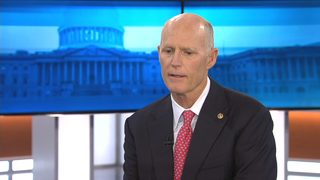 Video: Sen. Rick Scott supports Puerto Rico becoming a state