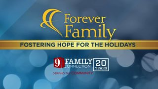 Forever Family: Fostering Hope for the Holidays