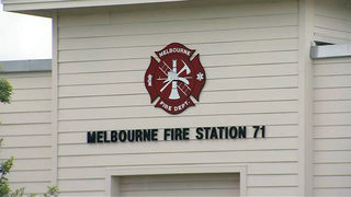 Police: Toddler dies after being taken to Melbourne fire station with heat-related illness