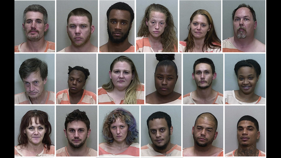 Deputies: 39 people arrested during shoplifting sting at Marion