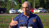Sheriff: Deputy's forehead grazed by bullet, carjacking suspect shot during Volusia County chase