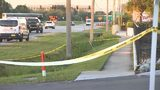 Raw video: Body found in watery ditch outside Hampton Inn, Orlando police say