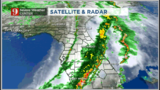 OIA delays, cancellations; severe threat ends for Central Florida, weekend forecast