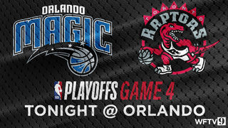 Magic aim to even series with Raptors in Game 4 of NBA playoffs in Orlando
