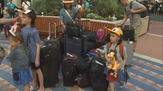 Orlando International Airport sees flight delays, cancellations after storms Friday