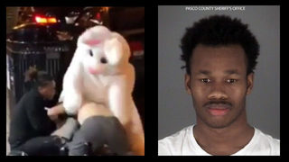 Report: Easter Bunny brawler in downtown Orlando fight wanted in NJ, has violent past