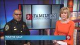 Martie Salt Interview with Chief Quinones regarding NAMIWalks on April 27th