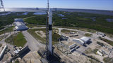 SpaceX readies for early morning launch Friday at Cape Canaveral