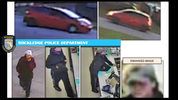 The Rockledge Police Department is searching for a woman they said is responsible for two armed robberies.