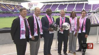 Cure Bowl moving to Orlando City Stadium
