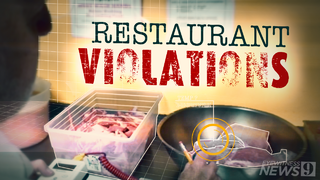 Restaurant violations: Are dirty kitchens cleaning up their act?