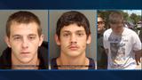 Video: Deputies: Trio races through 3 counties in stolen car, pickup truck