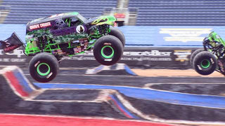 Video: Orlando to host Monster Jam finals for 1st time