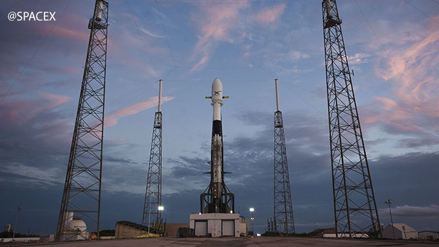 SpaceX expected to launch 60 Starlink satellites from Cape