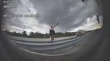 Video: Dashcam video details man's alleged joyride inside trooper's patrol car