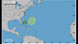 Area of disturbed weather will move away from the US, regardless of development.