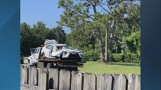 Man leaves woman to die after crashing into tree in Osceola County, troopers say