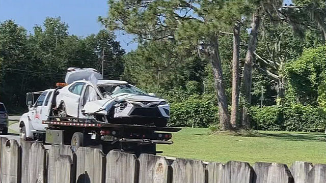 Man arrested after leaving wife to die in Osceola County crash, FHP says