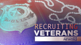 Recruiting veterans: Transitioning from the battleground to policing your neighborhood