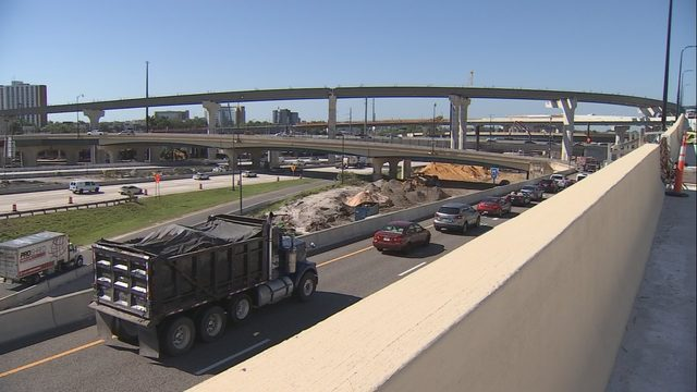 FIRST LOOK: New bridges over I-4, 408 to be highest in Central Florida