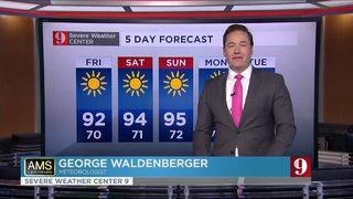 Rising temperatures & heat indices