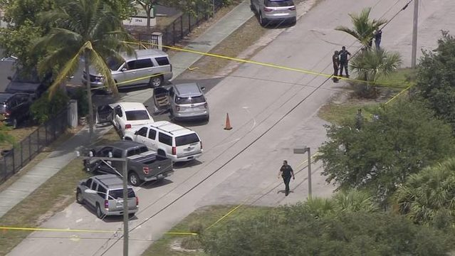 Man wanted in Osceola County dies in officer-involved shooting outside South Florida mosque
