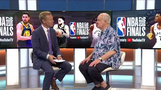 """I was impressed"": NBA legend Pat Williams talks about Raptors"