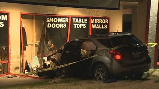 FHP: Man dies after crashing into building on State Road 434