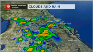Chance for scattered afternoon storms; stay hydrated, muggy
